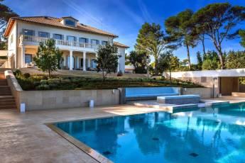 01-250 Extravagante Villa Mallorca Norden