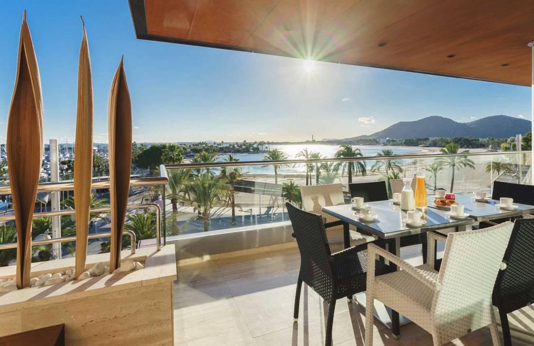 exklusives Appartement Mallorca Norden in Alcudia | Luxus Feriendomizile