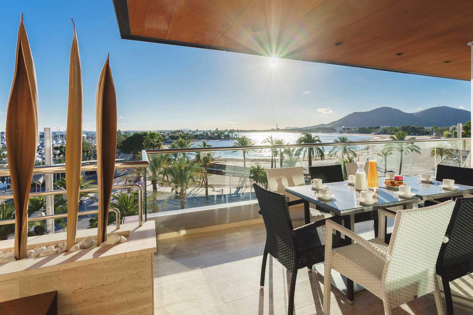 01-291 exclusive apartment Mallorca north Bild 1