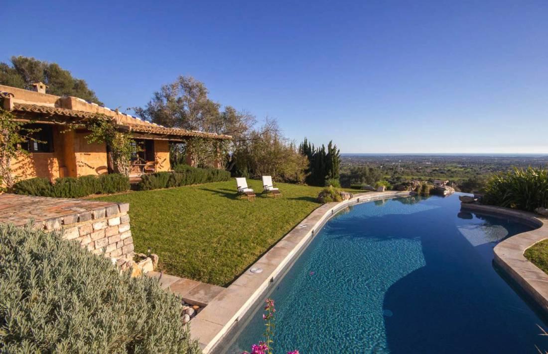 01-116 extravagante luxus Finca Mallorca Süden Bild 1
