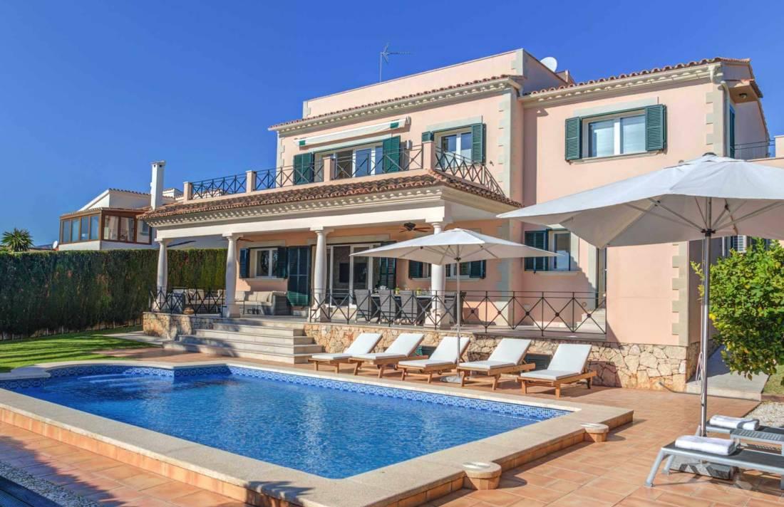 01-331 gepflegtes Ferienhaus Mallorca Südwesten Bild 1