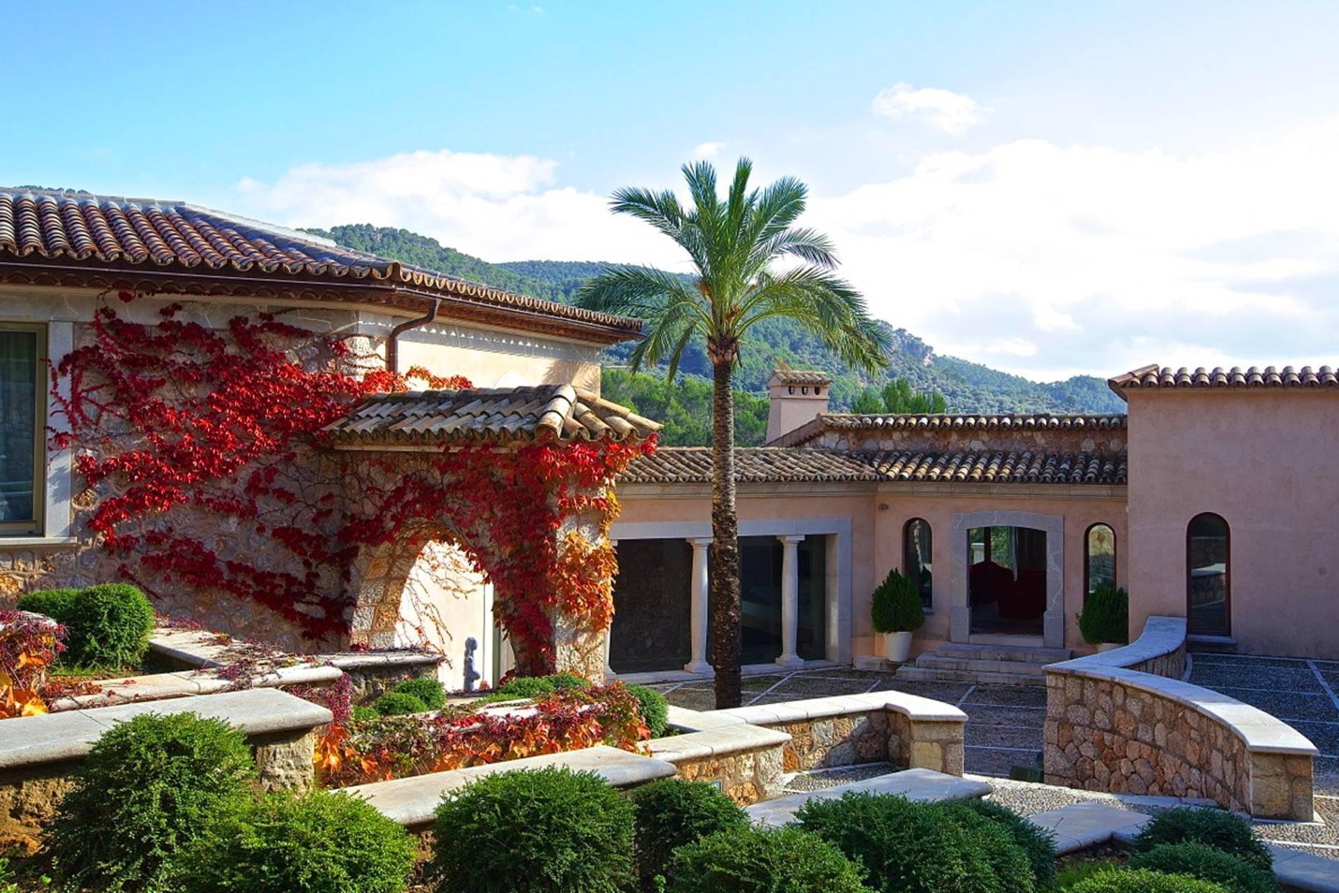 Exklusive finca mallorca s dwesten in bunyola luxus for Mallorca ferienhaus mieten