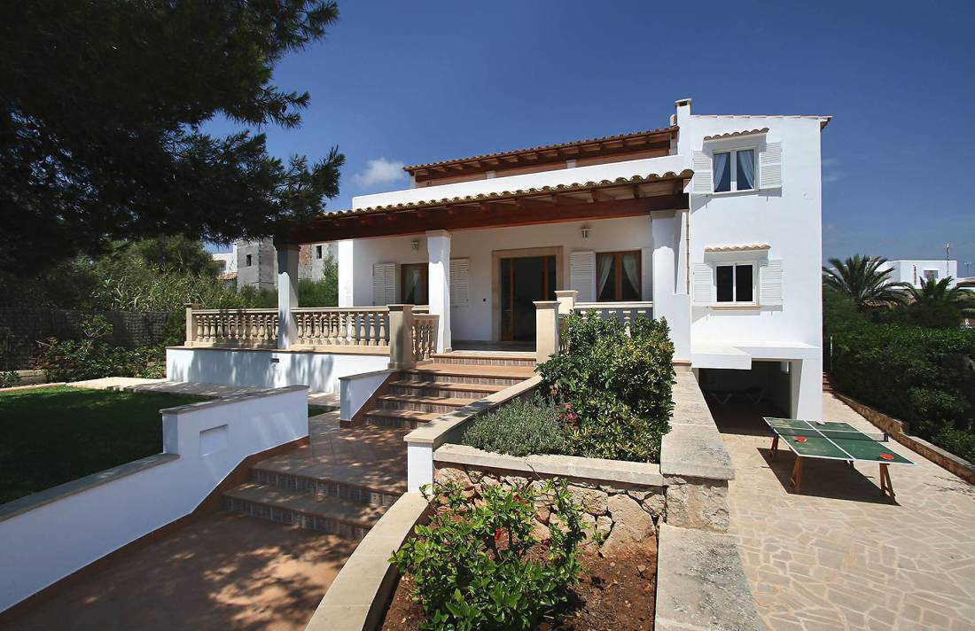 01-128 Rustic holiday home Majorca East Bild 1