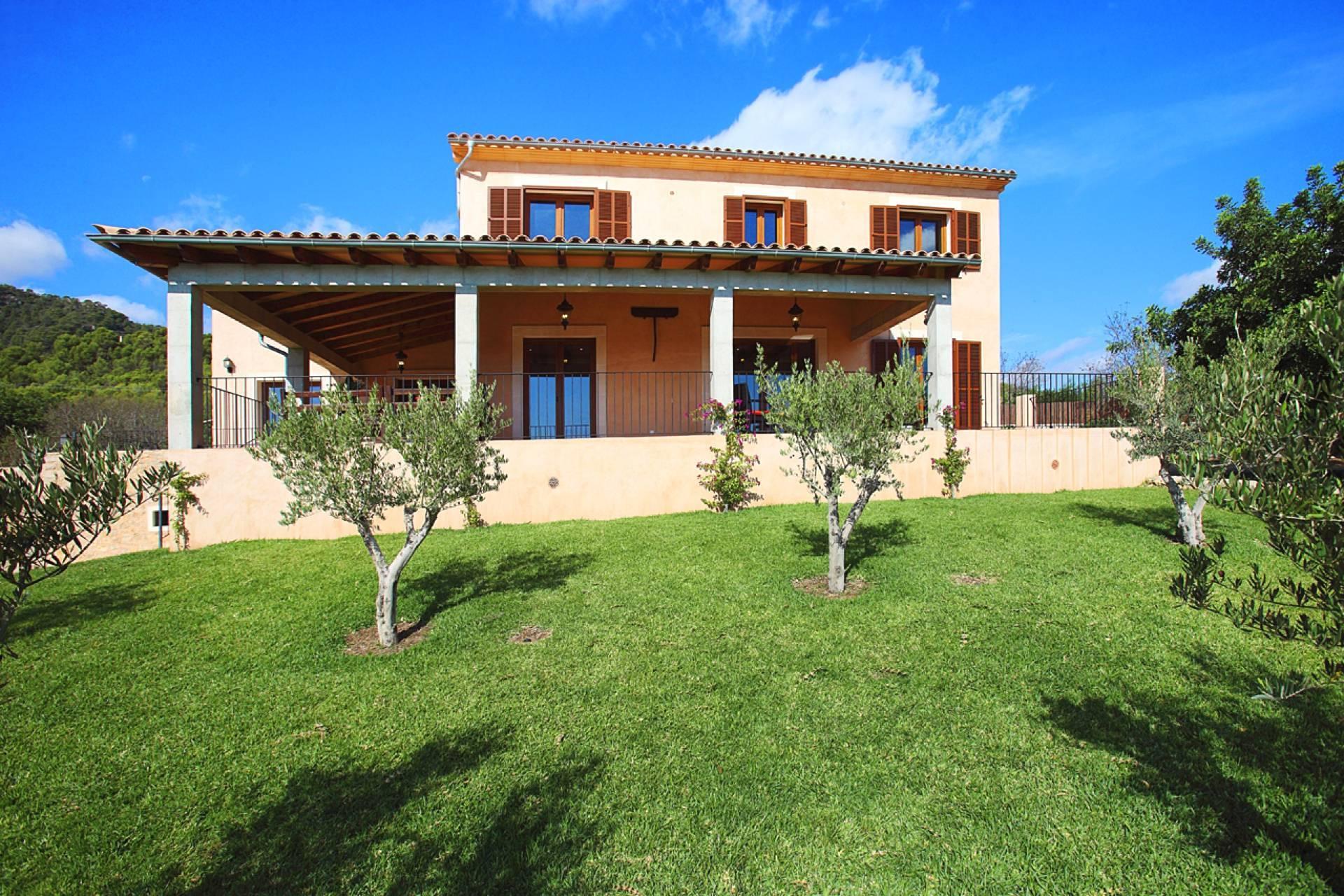01-159 Ländliches Ferienhaus Mallorca Osten Bild 1