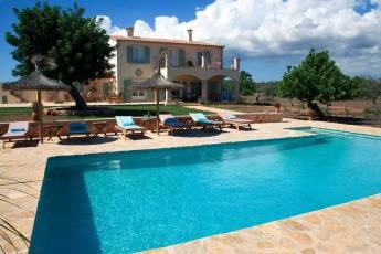 01-256 Stilvolle Finca Mallorca Süden