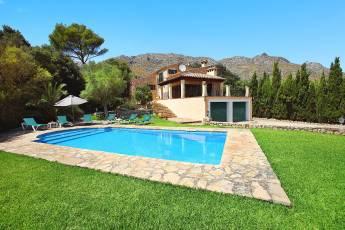 01-149 Finca Mallorca Norden mit großem Garten