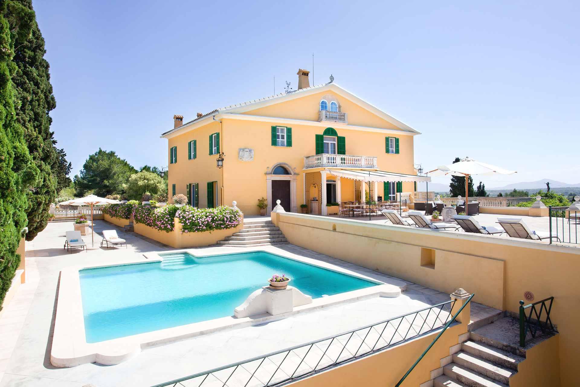01-63 Exclusive Mansion Mallorca north Bild 1