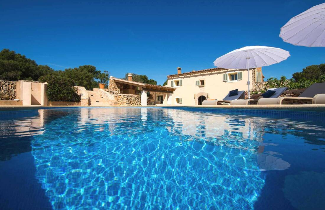 01-345 modern sea view Villa Mallorca east Bild 1