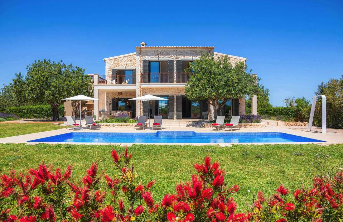 01-340 luxurious Finca Mallorca East Bild 1