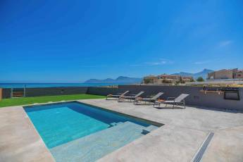 01-316 Chalet with Seaviews Mallorca North