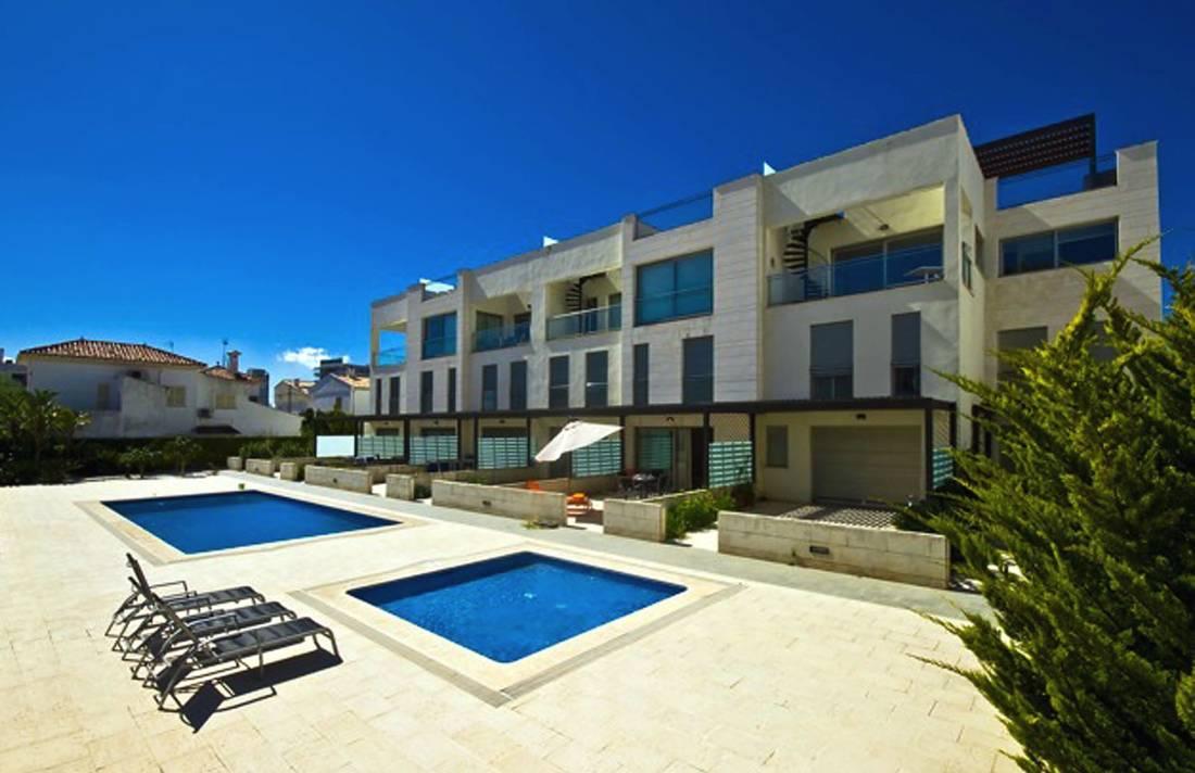 01-204 Große Ferienwohnung Mallorca Norden Bild 1