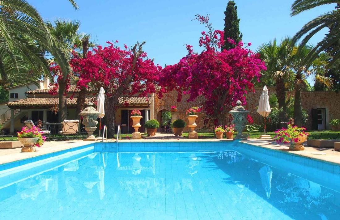 01-87 Luxuriöse Finca Mallorca Zentrum Bild 1