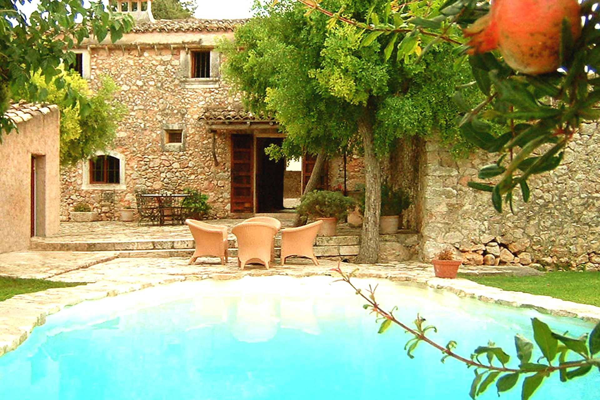01-06 Charming Holiday Home Mallorca north Bild 1