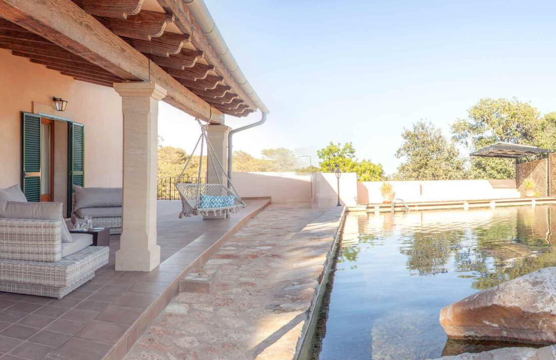 01-342 Finca with nature pool Mallorca East Bild 1