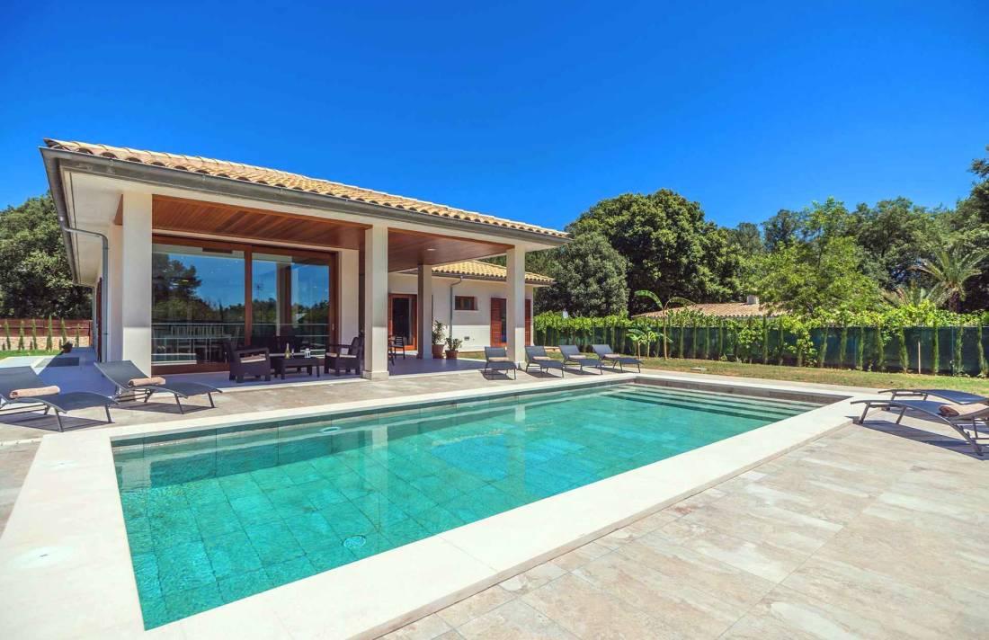 01-295 ortsnahe Villa Mallorca Norden Bild 1