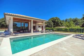 01-295 ortsnahe Villa Mallorca Norden
