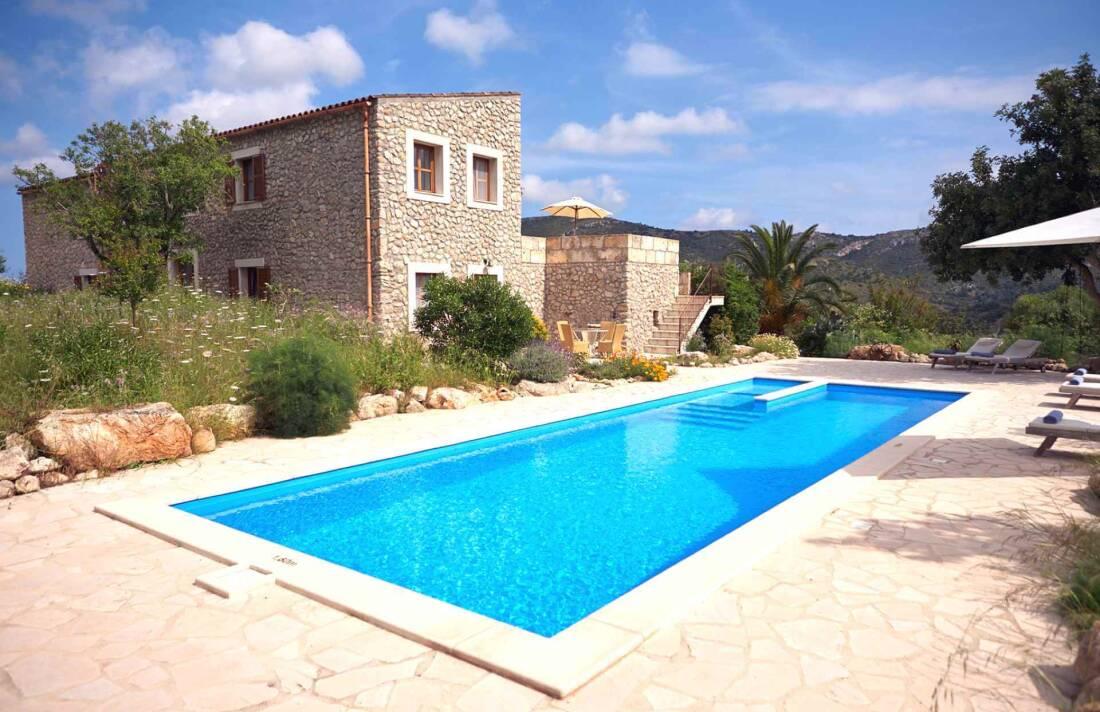 01-358 stilvolle Finca Mallorca Nordosten Bild 1