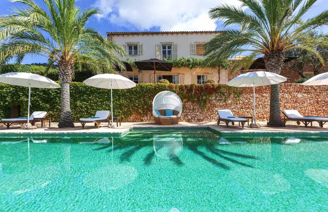 01-343 luxuriöse Finca Mallorca Süden Bild 1