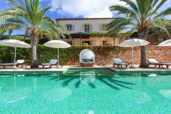 01-343 luxuriöse Finca Mallorca Süden