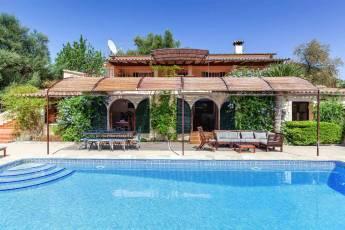 01-157 Finca mit Gästehaus Mallorca Norden