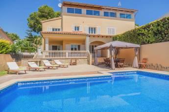 01-298 Golfplatz Chalet Mallorca Norden