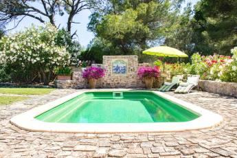 01-322 Villa auf Pferdegestüt Mallorca Osten