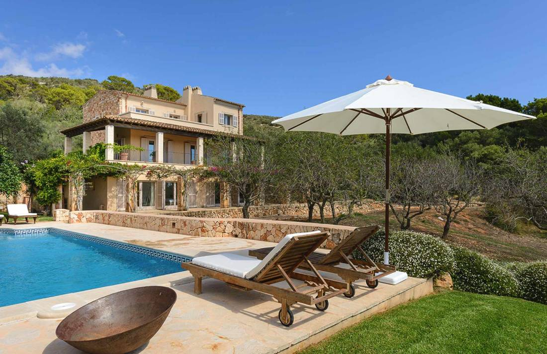 01-300 geschmackvolle Finca Mallorca Süden Bild 1
