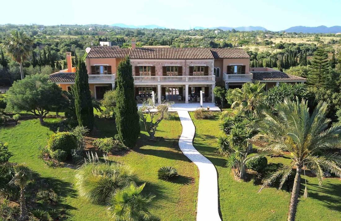 01-319 huge luxury finca mallorca east Bild 1