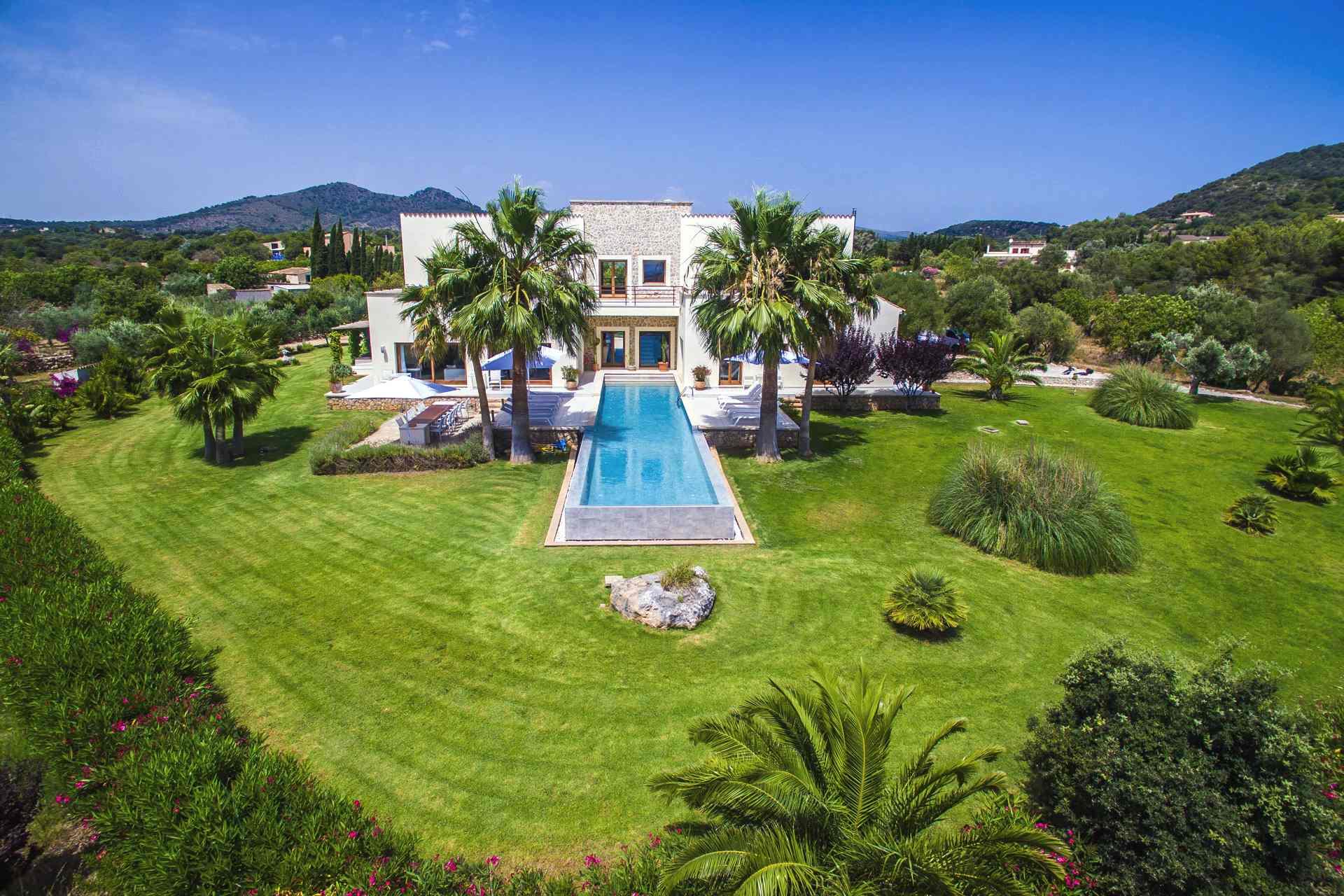 01-28 Luxus Finca Mallorca Nordosten Bild 1