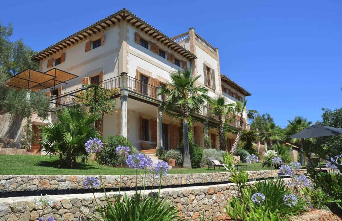 01-323 exklusives Herrenhaus Südwesten Mallorca Bild 1