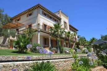 01-323 exklusives Herrenhaus Südwesten Mallorca