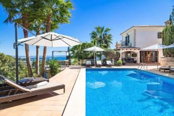 elegante Villa Mallorca Südwesten