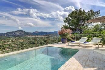 01-341 spektakuläre Villa Mallorca Norden