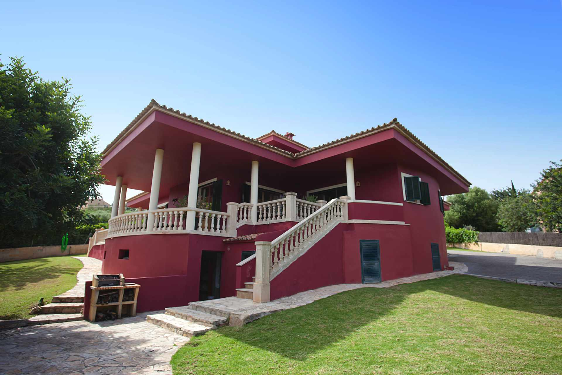 01-309 hübsches Ferienhaus Mallorca Zentrum Bild 1