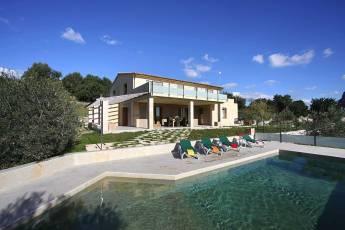 01-36 klassische Villa Mallorca Norden