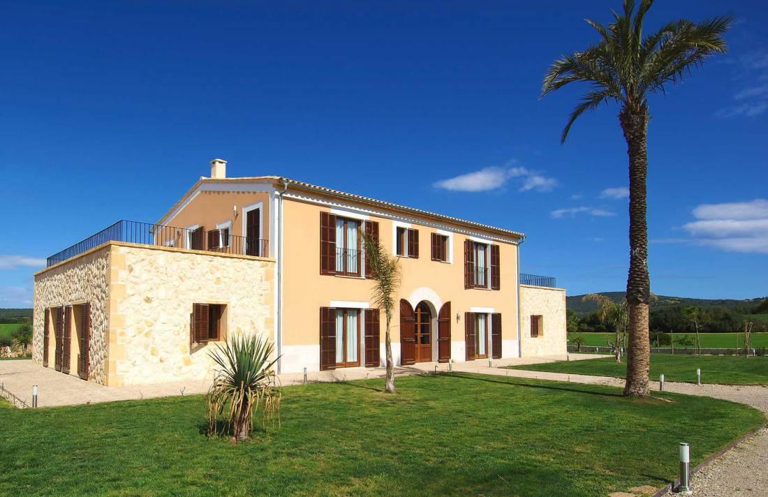 01-90 Neu gebaute Finca Mallorca Osten Bild 7