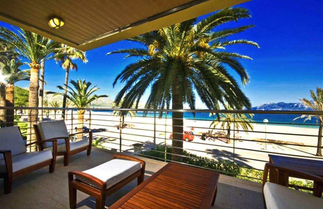 01-202  Moderne Ferienwohnung Mallorca Norden Bild 1