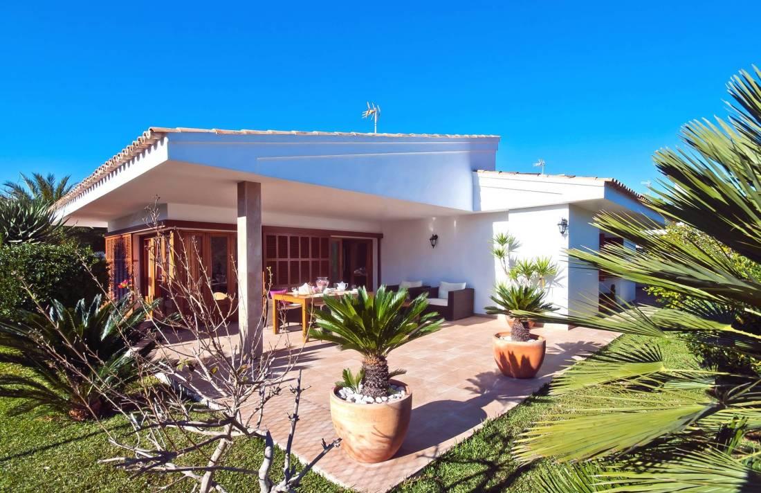 01-232 strandnahes Haus Mallorca Norden Bild 1