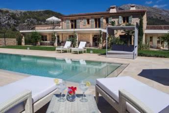 Moderne Finca Mallorca Norden