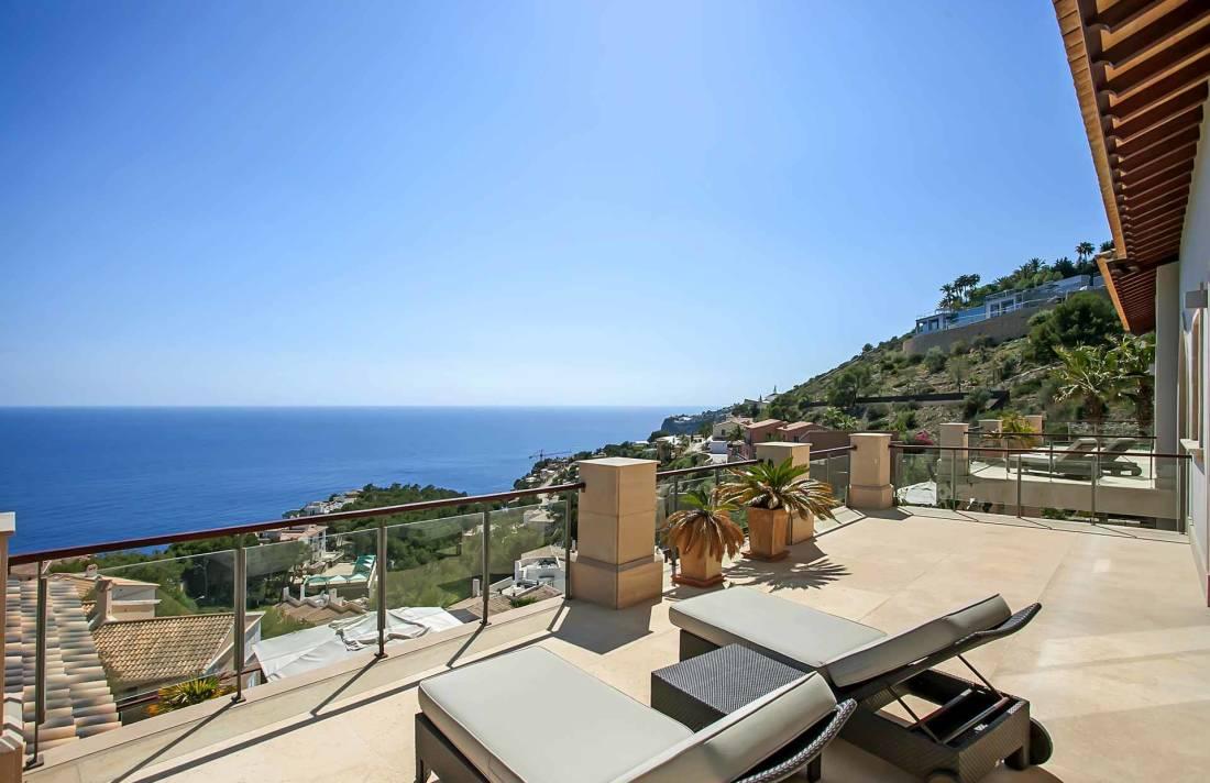 01-268 modern luxury Villa Mallorca southwest Bild 1