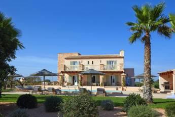 01-113 Exklusive Finca Mallorca Süden