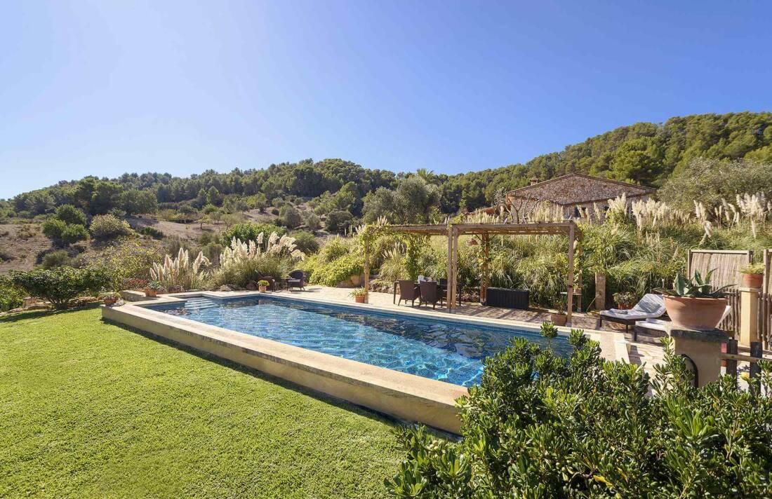 01-169 Finca with a view Mallorca East Bild 1