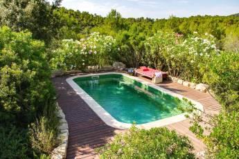 01-321 rustic Villa Mallorca east
