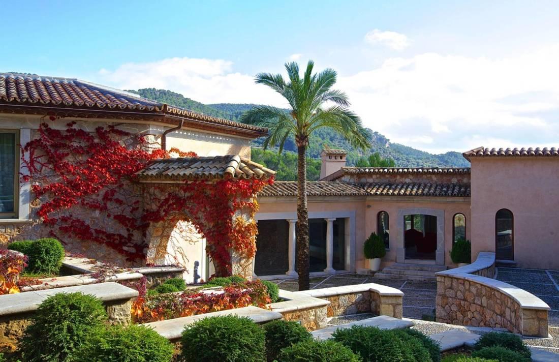 01-119 Exklusive Finca Mallorca Südwesten Bild 1