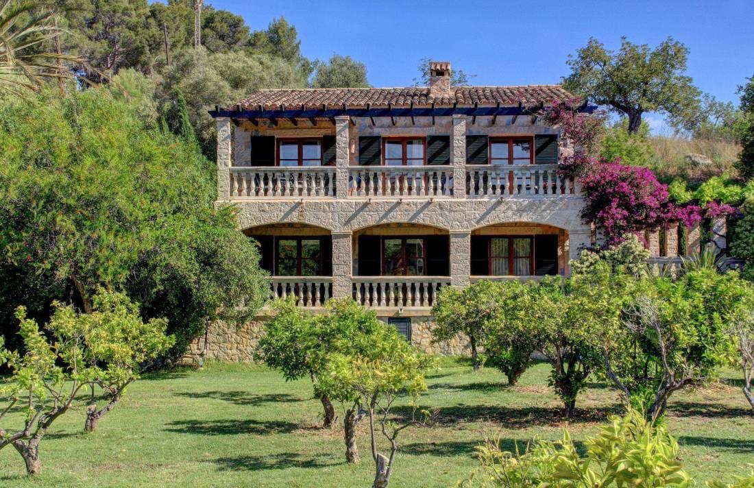 01-19 Elegante Finca Mallorca Südwesten Bild 1