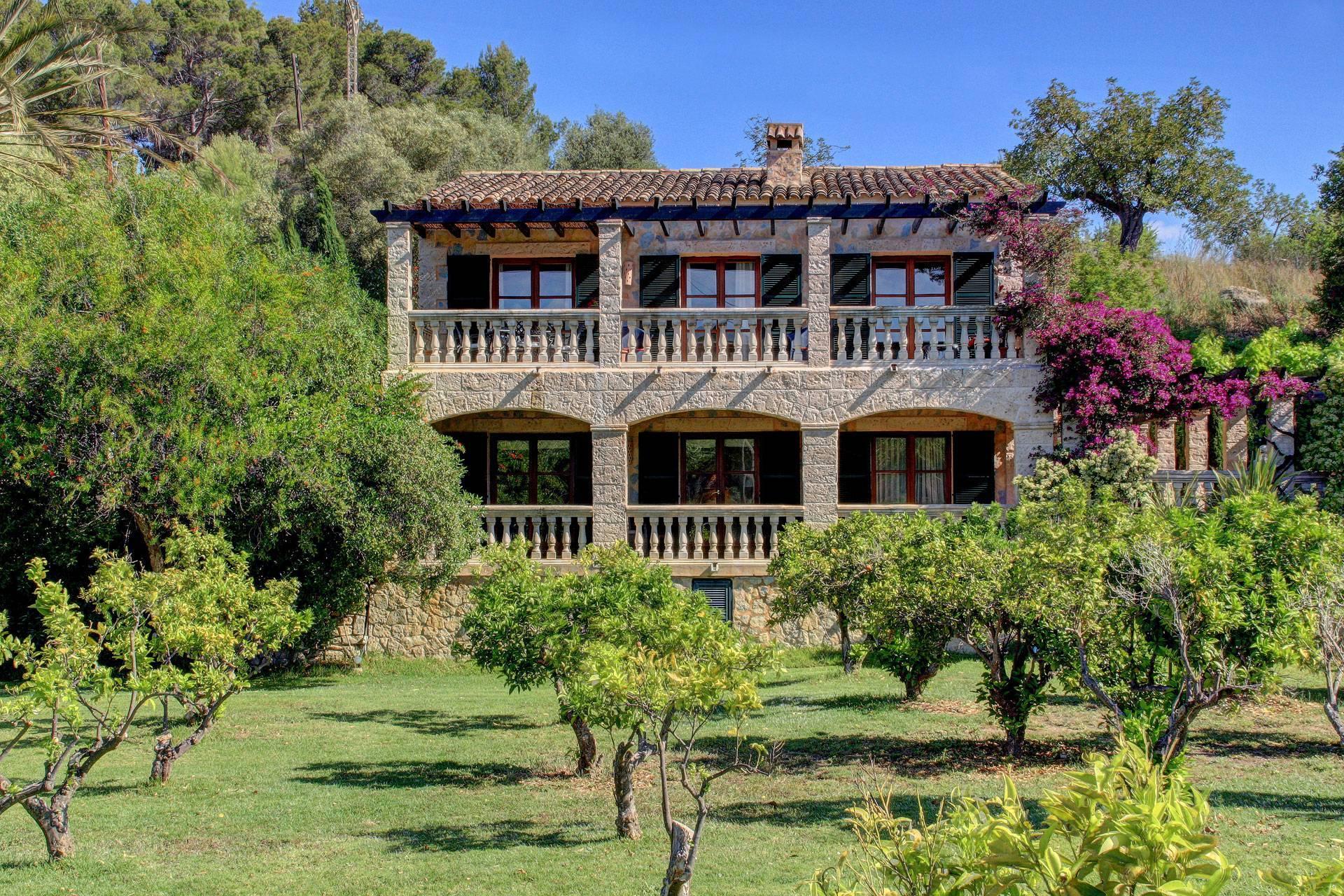 01-19 Elegante Finca Mallorca Südwesten Bild 19