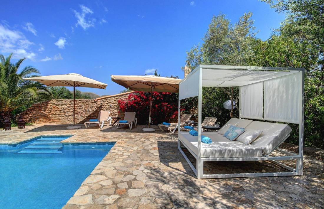 01-56 charmante Finca Mallorca Nordosten Bild 1