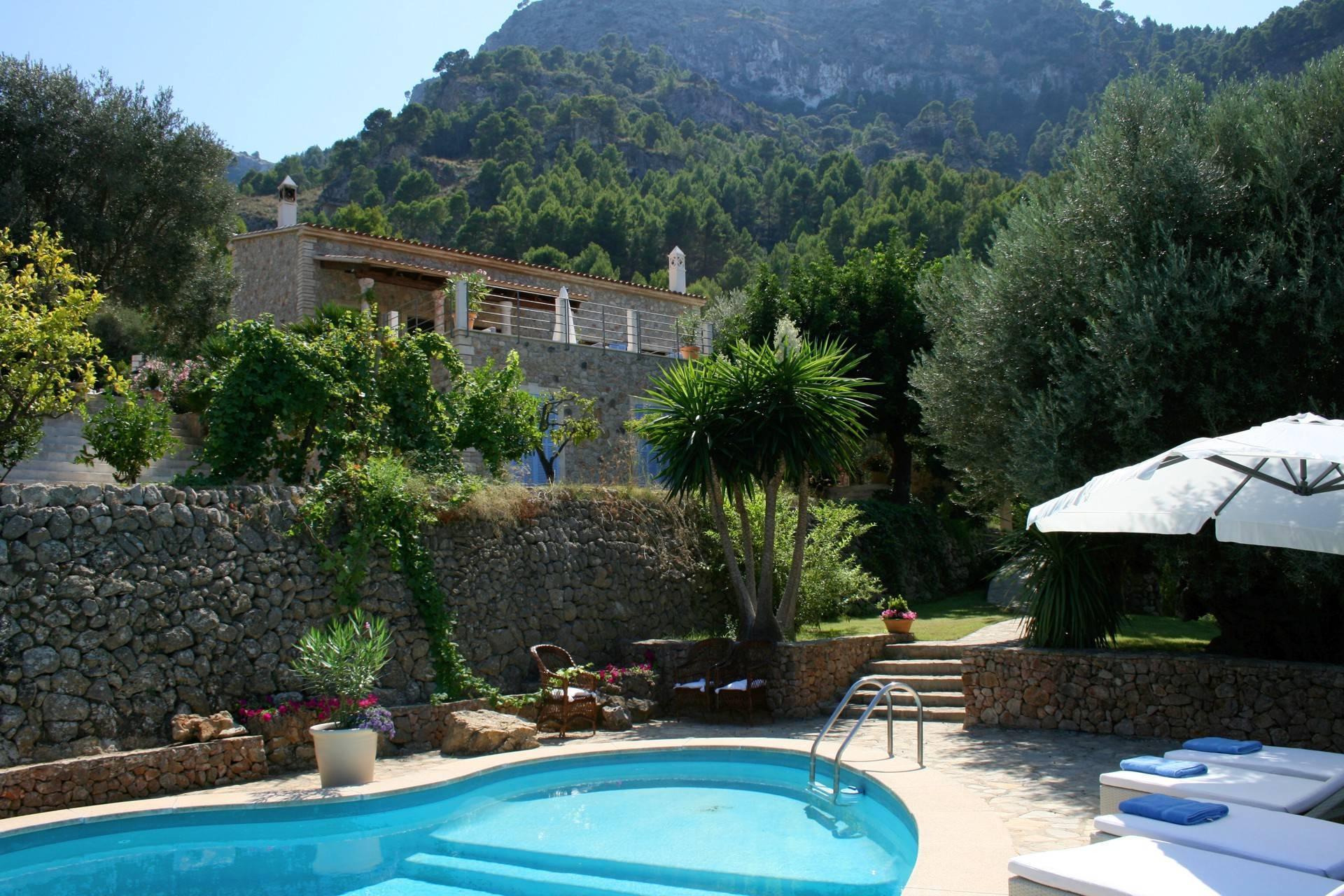 01-254 Meerblick Finca Mallorca Westen Bild 1