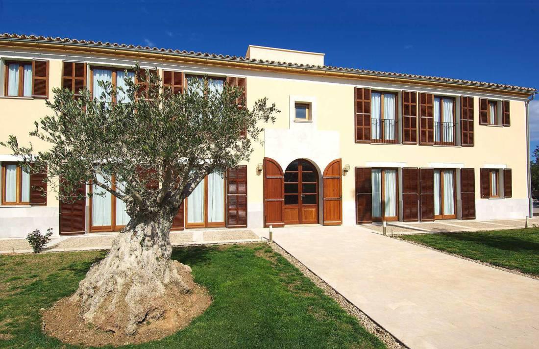 01-89 Elegante Finca Mallorca Osten Bild 1
