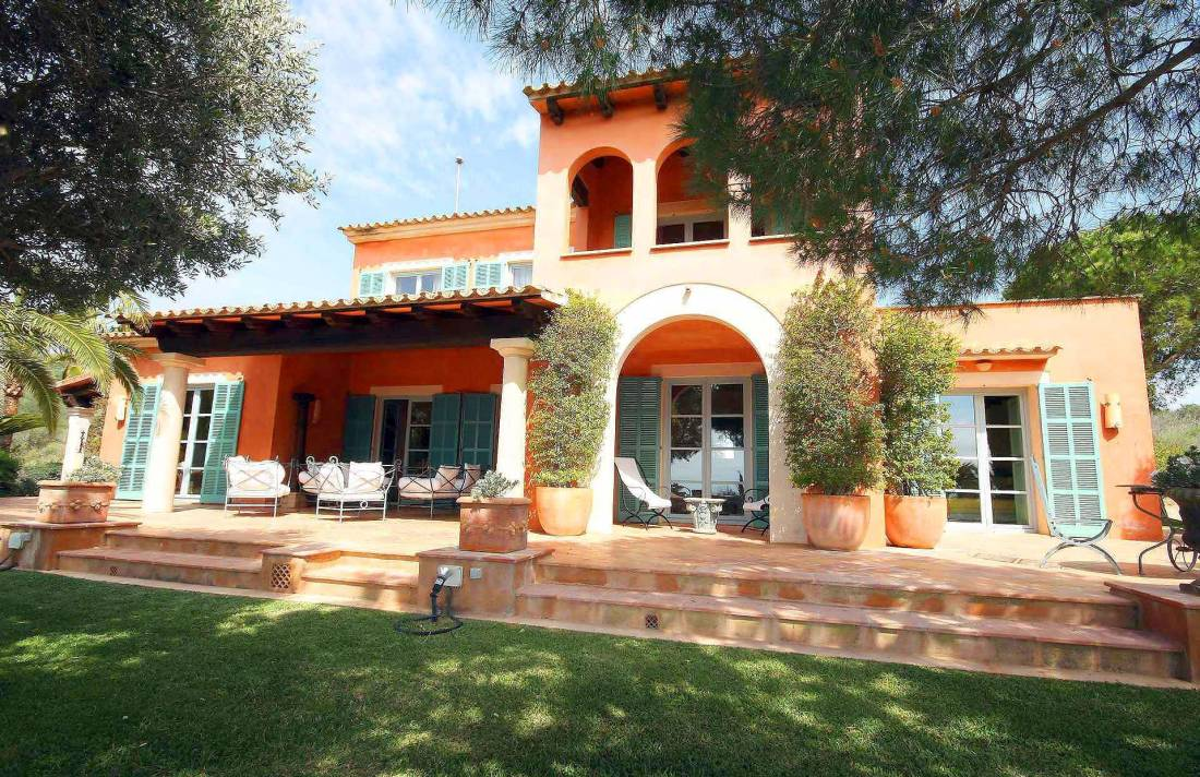 01-98 Extravagantes Ferienhaus Mallorca Osten Bild 1